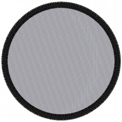 ROUND PATCH REFLECTIVE