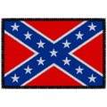 CONFEDERATE  FLAG COLOR
