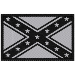 CONFEDERATE  FLAG REFLECTIVE