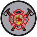 FIRE DEPT . REFLECTIVE